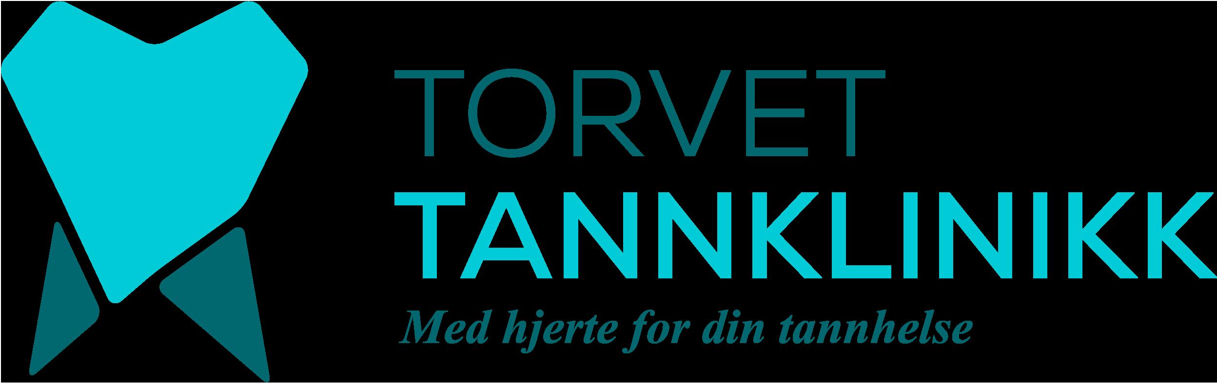 Torvet tannklinikk_ny logo_11.15_liggende logo